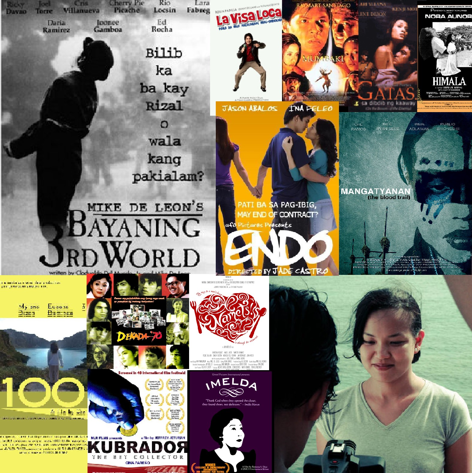 "bayaning 3rd world Jose rizal's shadow, the satirical independent film 3rd world hero (original title "" bayaning 3rd world""), premiered before a manila arthouse audience in 2000 wickedly hilarious yet insightfully cerebral, 3rd world hero is the first filipino feature film in many years to be shot entirely in black and white."
